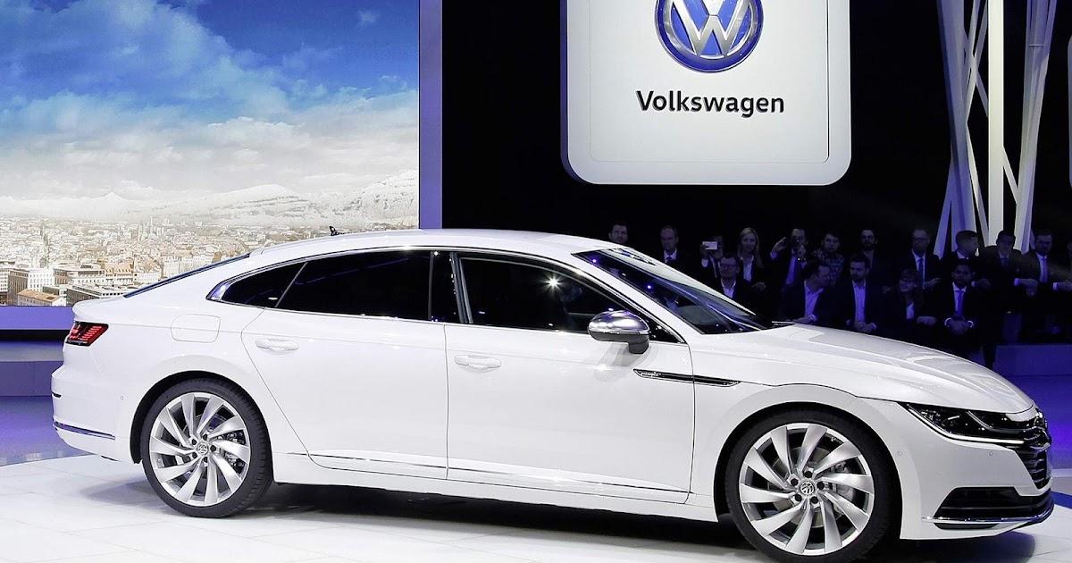 Volkswagen Arteon, sucessor do CC, é mostrado na Suíça