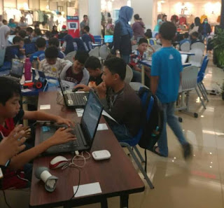 Lomba Desain Aplikasi Game Tingkat Anak