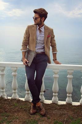 Resultado de imagem para 5 dicas de usar blazer masculino
