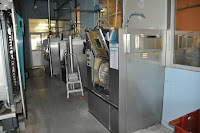 Danube Barrier Washer Different Capacities Year 2006