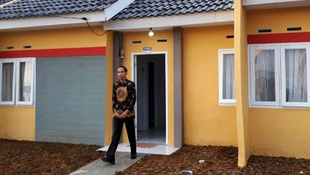 Dikarenakan Jokowi, Rumah Murah Di Cikarang Ludes Terjual