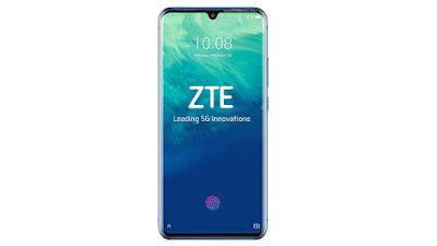 HP ZTE Axon 10 Pro 5G Harga Dan Spesifikasinya