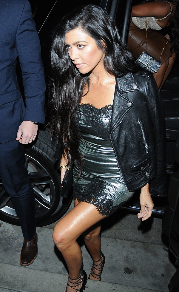 Kendall Jenner 21st Birthday Party Photos