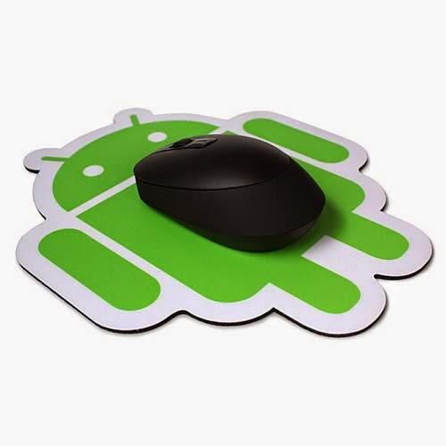 Cara Menjadikan Android Sebagai Mouse PC