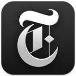 New York Times app