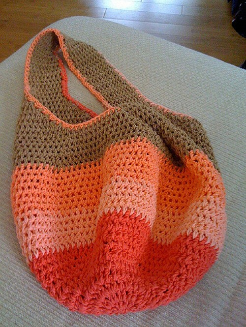 Market Bag - Free Pattern