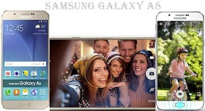Spesifikasi Samsung Galaxy A8