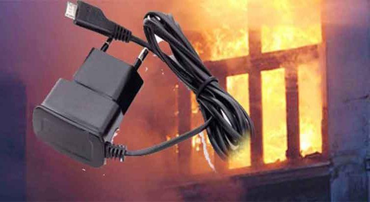 تارودانت24 ___ 'شارجور' يتسبب في حريق مهول و يحول منزلاً بالداخلة إلى رماد !