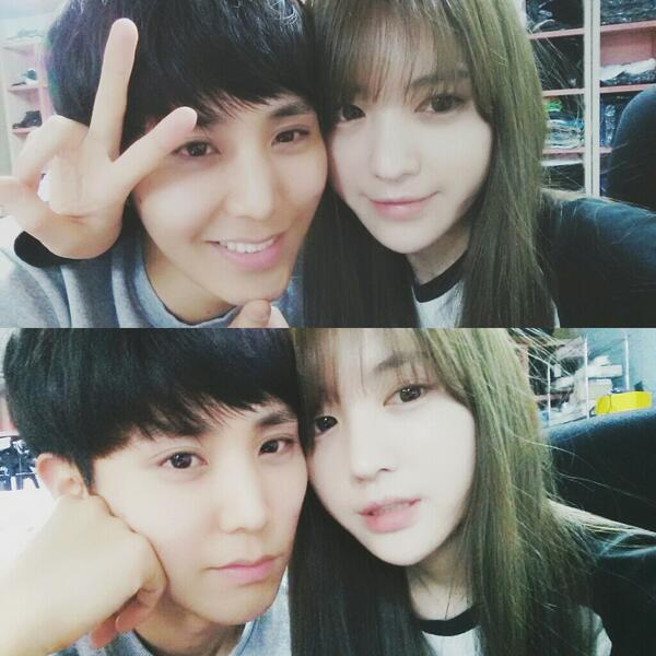 Ulzzang Couple Ryu Hye Joo And Park Jiho Broke Up?