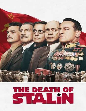 The Death of Stalin 2017 English 300MB BRRip 480p ESubs