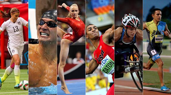Olympics 2016 Athletes From United States