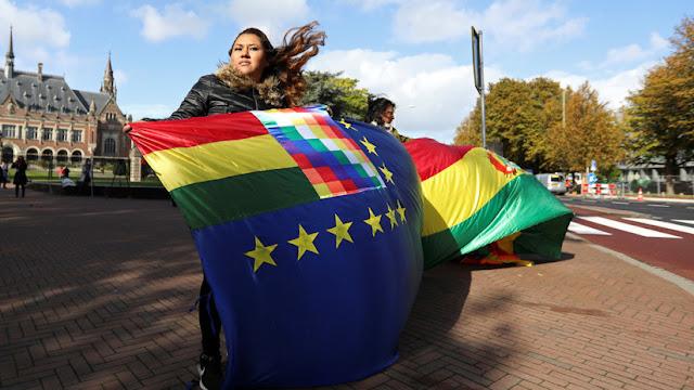 """Corte de La Haya: """"Chile no tiene la obligación de negociar la salida al mar de Bolivia"""""""
