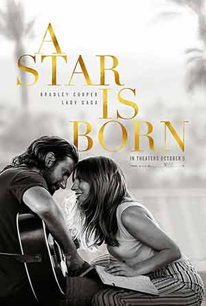A Star Is Born 2018 English 300MB Movie HDTS 480p