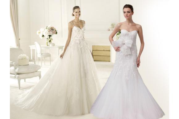 ac196a09dd2cc اجمل فساتين الزفاف للعروس 2013