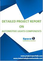 Automotive Lights Components Project Report