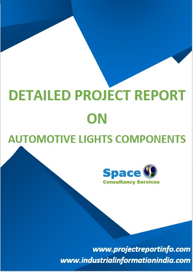 Automotive Lights Components Project Report