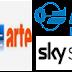 Sky Germany Kabel1 CBS Syfy Italia RAI PREMIUM