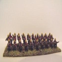 10Z03 British Infantry.