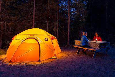 material required for camping - meraki