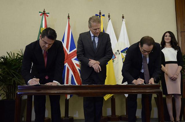 Refuerzan Jalisco, Colima y Sonora investigación del campo con Reino Unido