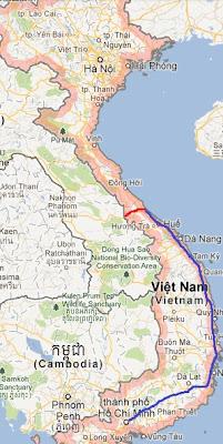 Vi Wagt Vietnam Station 4 Der 17 Breitengrad