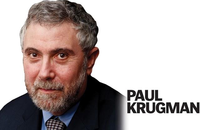 PAUL KRUGMAN - Καλύτερα να φύγει η Ελλάδα από την Ευρωζώνη