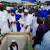 Photos from the burial of Musiliu Obanikoro's mother