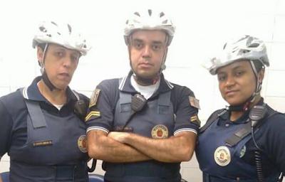 Cidadão localiza arma de fogo e solicita a presença de guardas civis