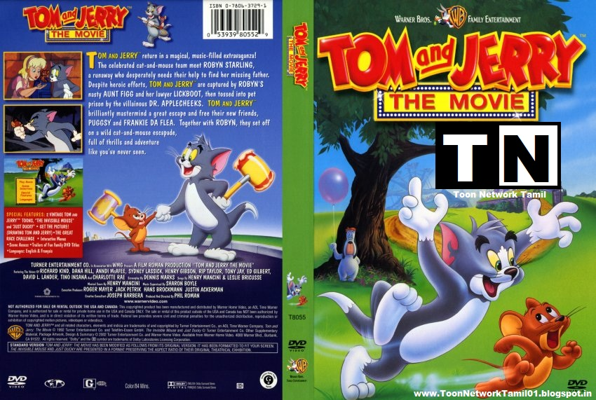 tom and jerry movie download in tamil