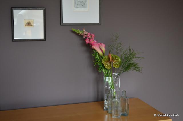 flieder schneiden für vase