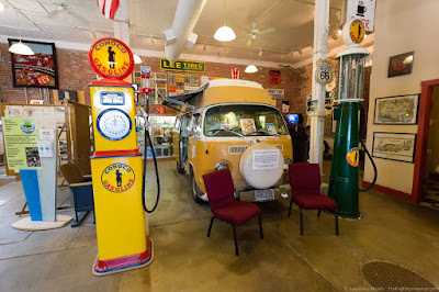 Route 66 Association Hallf of Fame and Museum Pontiac Illinois_by_Laurence Norah