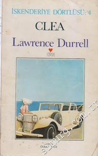Lawrence Durrell - İskenderiye Dörtlüsü 4 - Clea