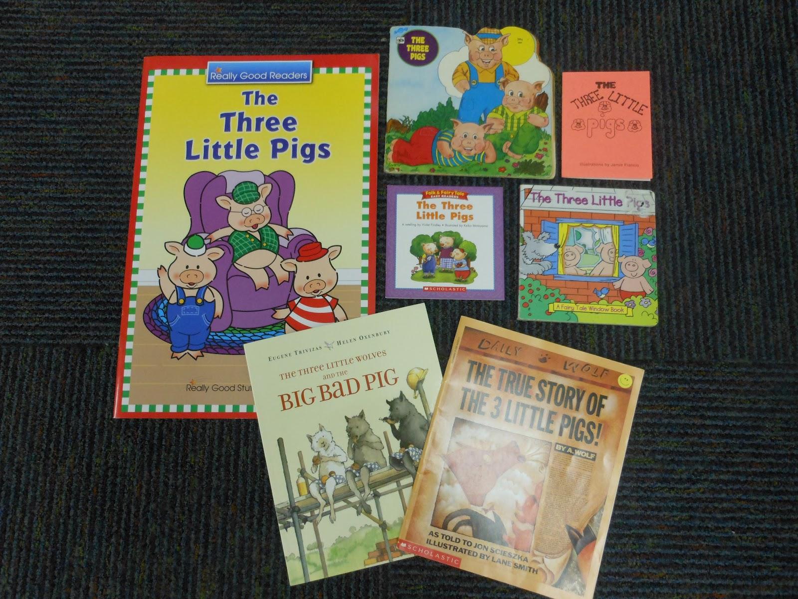 Teachermcclure The Three Little Pigs