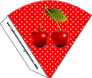Cherries: Free Party Printables.