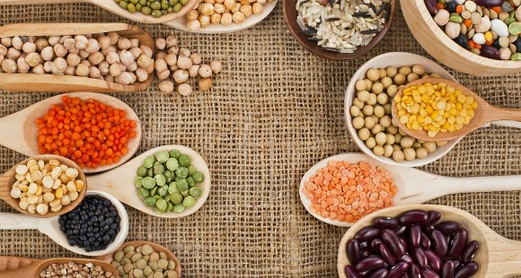 Πρωτεΐνη στη Vegan διατροφή