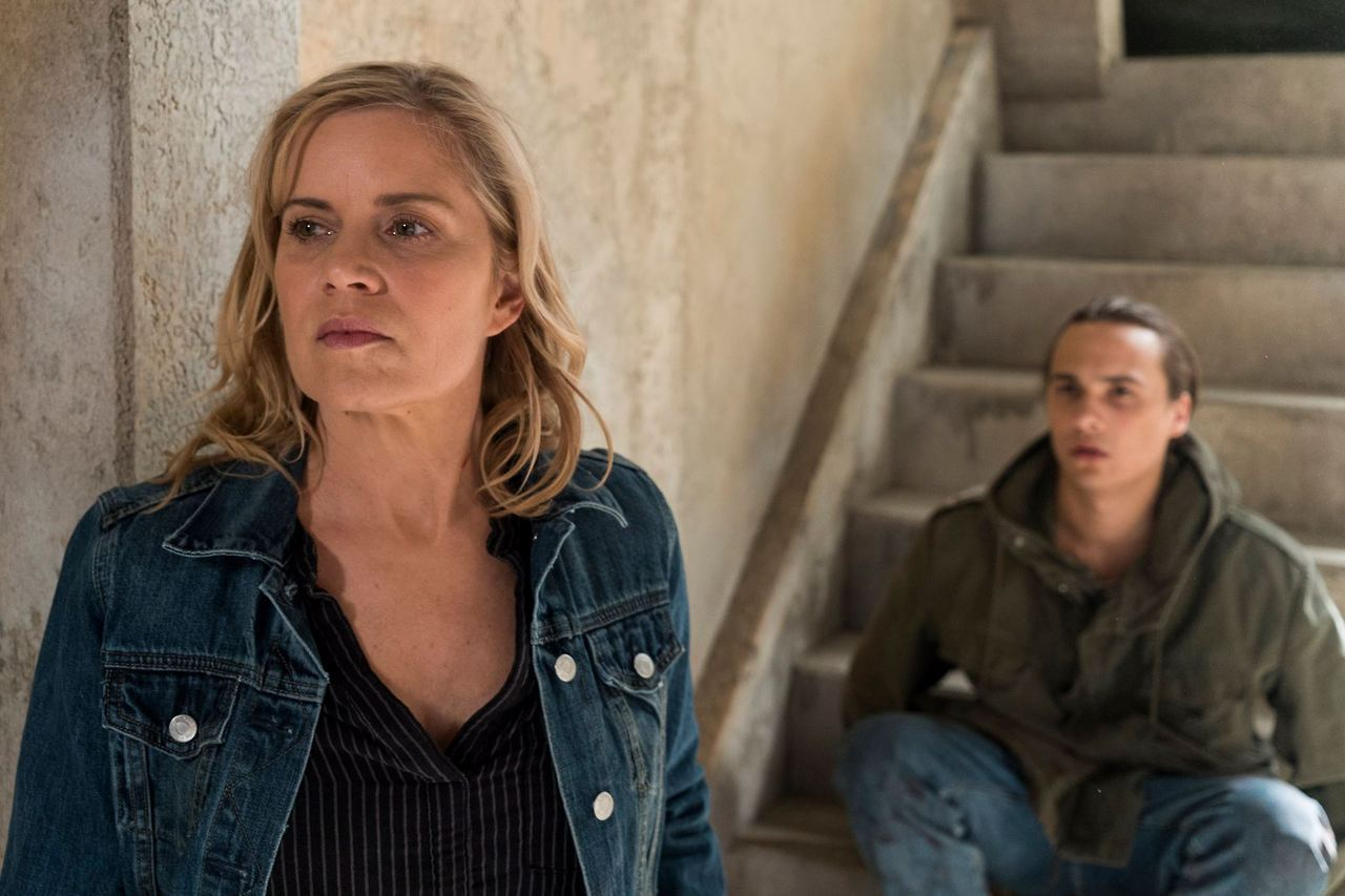 Madison Clark en el 3x06 de Fear The Walking Dead