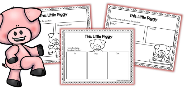 Its A Great Way To Act Out The Story In Retell Center Or As Small Group Activity Use Throuhe Entire Nursery Rhyme Unit And Theres Also