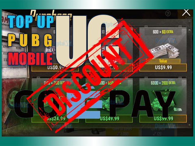 cara-top-up-uc-pubg-mobile-menggunakan-go-pay