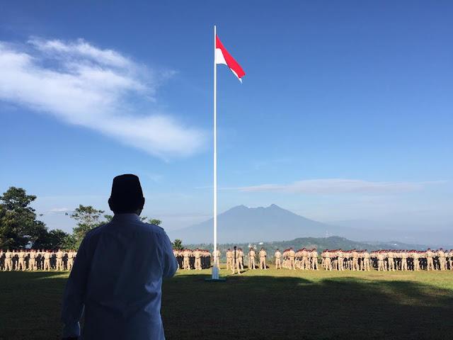 Prabowo : Ada Kekuatan Besar yang Ingin Menguasai Indonesia. Menjadi Lemah, Miskin, dan Negara Kacung
