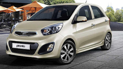 KIA Picanto Left side view Images