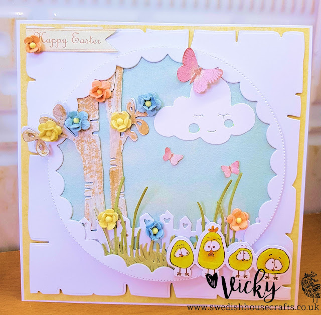 Happy Easter   By Vicky