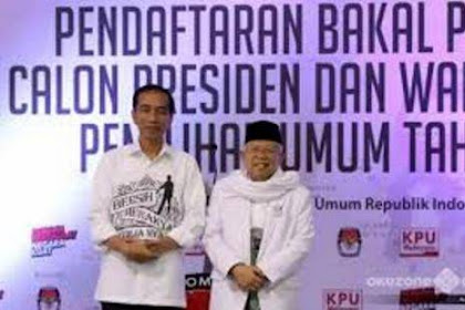Real Count KPU, TKN: Perolehan Suara Jokowi-Ma'ruf Tak Terbendung