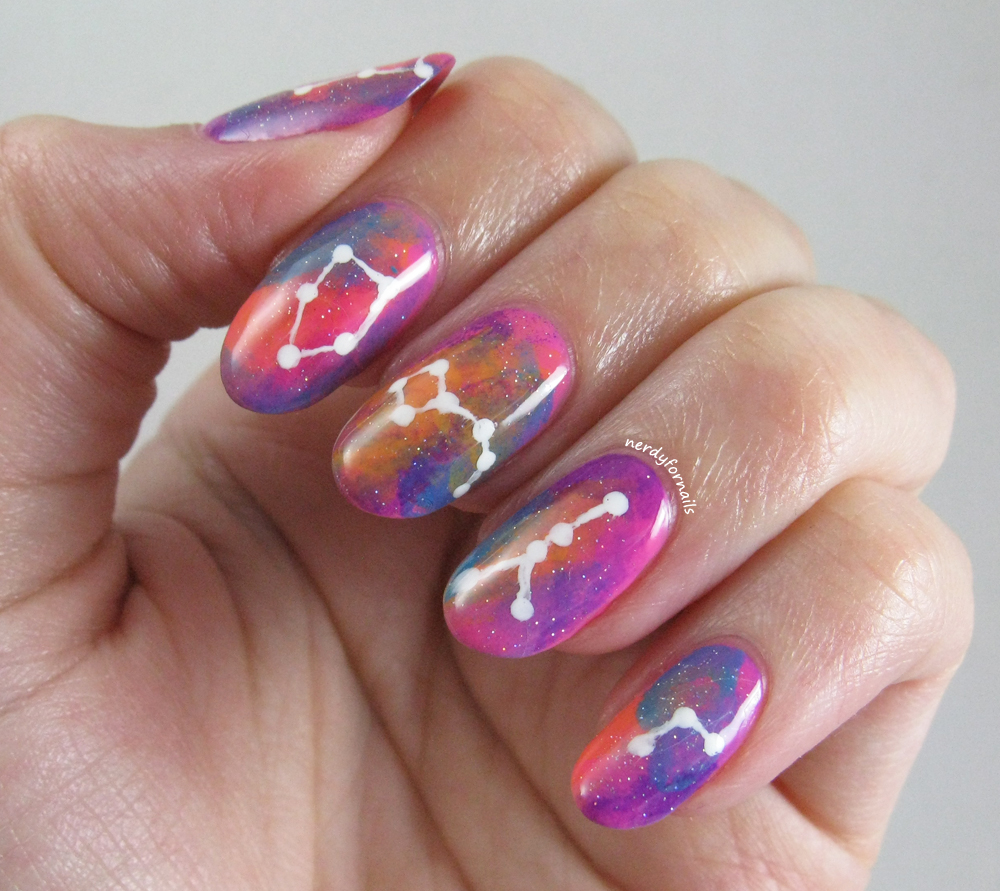 Nerdy for Nails: April 2016
