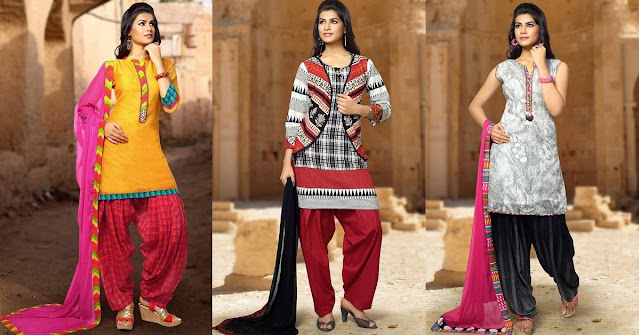 Salwar Suits for Raksha Bandhan Gift