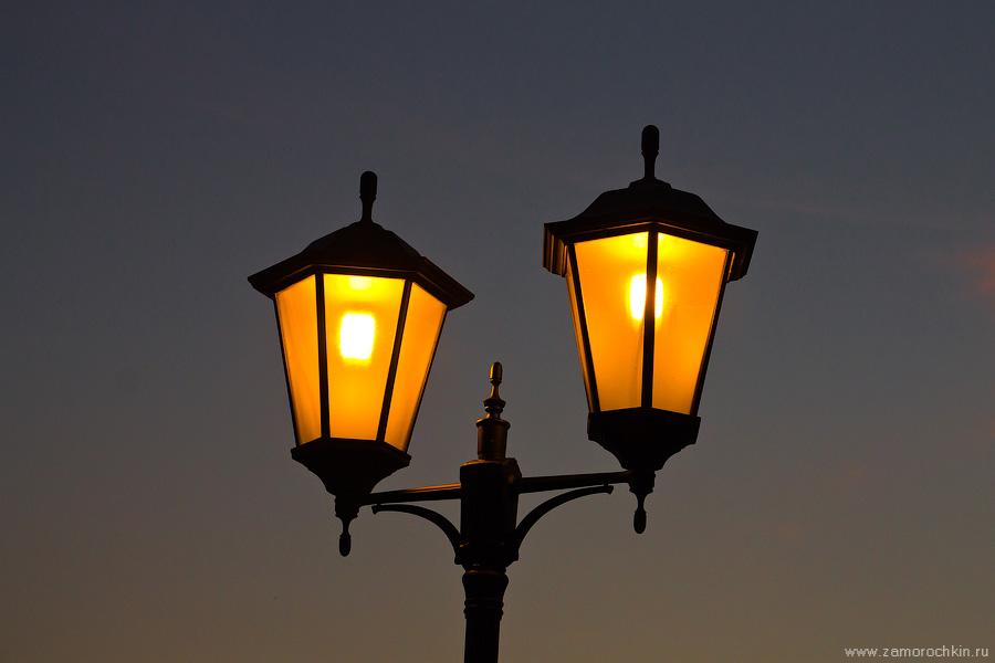 Уличные фонари | Street Lights