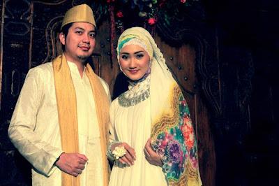 Model Baju Kebaya Pengantin Muslim