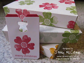 Cards in a box - ideal Christmas present