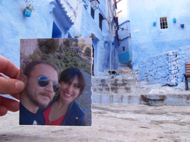 Amor en Chaouen Marruecos