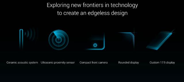 Kelebihan Xiaomi Mi Mix dibanding Smartphone lain