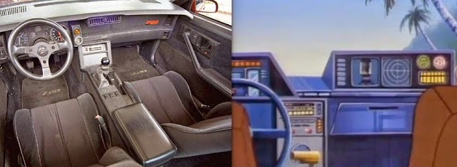 Let's Discuss And Compare M.A.S.K. Vehicle Dashboards To Their Real-Life Counterparts